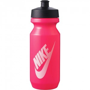Bidon Nike Big Mouth Graphic Bottle 650 ml różowo-czarno-biały N004362722